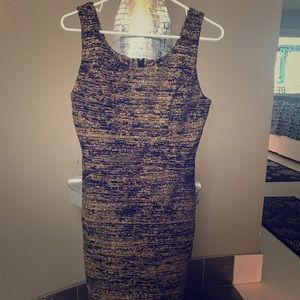 Dresses & Skirts - Beautiful Gold and Black Party Dress size 11